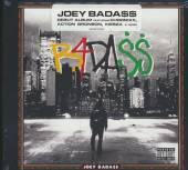 BADASS JOEY  - CD B4.DA.SS