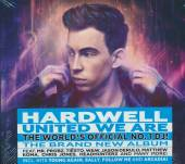 HARDWELL  - CD UNITED WE ARE
