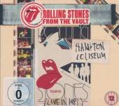 ROLLING STONES  - 3xDVD FROM THE VAULT..