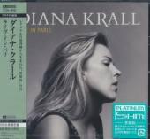 KRALL DIANA  - CD LIVE IN PARIS