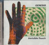 GENESIS  - CD INVISIBLE TOUCH/REM.