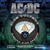 AN ELECTRONIC ADVENTURE TO AC/..  - CDD HIGH VOLTAGE ELECTRO CLUB REMIXES