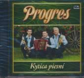 PROGRES  - CD KYTICA PIESNI