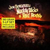 BONAMASSA JOE  - 3xVINYL MUDDY WOLF AT RED ROCKS [VINYL]
