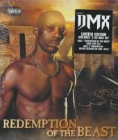 DMX  - 3xCD+DVD REDEMPTION OF.. -CD+DVD-