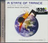 ARMIN VAN - VARIOUS ARTISTS BU..  - CD A STATE OF TRANCE YEARMIX 2014