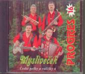 PROGRES  - CD MYSLIVECEK 16