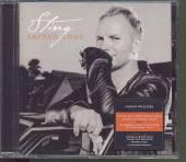 STING  - CD SACRED LOVE