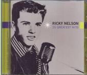 NELSON RICKY  - CD 25 GREATEST HITS