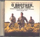 SOUNDTRACK  - CD O BROTHER, WHERE ART THOU?