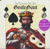 GENTLE GIANT  - CD THE POWER AND THE..
