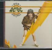 AC/DC  - CD HIGH VOLTAGE