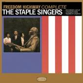 STAPLE SINGERS  - CD FREEDOM HIGHWAY C..
