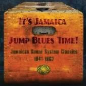VARIOUS  - 3xCD IT'S JAMAICA JUMP BLUES..