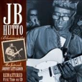JB HUTTO  - CD BLUESMASTER - REM..