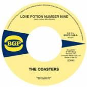 COASTERS  - 7 LOVE POTION NUMBER NINE