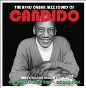CANDIDO  - 3xCD AFRO CUBAN JAZZ SOUND OF