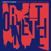 COLEMAN ORNETTE  - CD ORNETTE!!