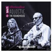 STATUS QUO  - 2xCD AQUOSTIC - LIVE AT THE ROUNDHOUSE