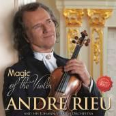RIEU ANDRE  - DVD MAGIC OF THE VIOLIN