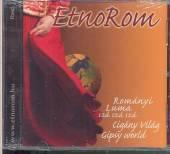 ETNO ROM  - CD GIPSY WORLD, ROMANYI LUMA