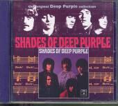 DEEP PURPLE  - CD SHADES OF DEEP PURPLE