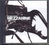 MASSIVE ATTACK  - CD MEZZANINE