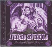 AVENGED SEVENFOLD  - CD SOUNDING THE SEVENTH TRUMPET