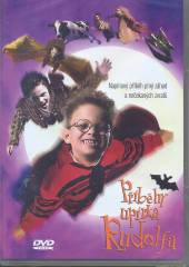 FILM  - DVD PRIBEHY UPIRKA RUDOLFA [CD,AD]