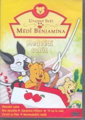 FILM  - DVD UTAJ.SV.MEDI BENJ. MEDVEDI SAL