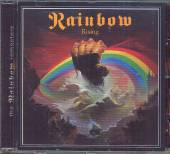 RAINBOW  - CD RISING