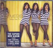 AMERIE  - CD BECAUSE I LOVE IT