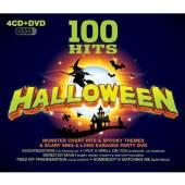 VARIOUS  - 5xCD 100 HITS HALLOWEEN