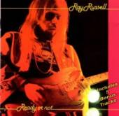 RAY RUSSELL  - CD READY OR NOT