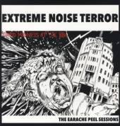 EXTREME NOISE TERROR  - VINYL EARACHE PEEL SESSIONS [VINYL]