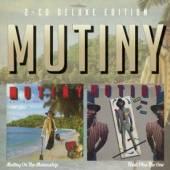 MUTINY  - CD MUTINY ON THE../FUNK PLUS