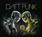 DAFT PUNK.=V/A=  - 3xCD MANY FACES OF D..