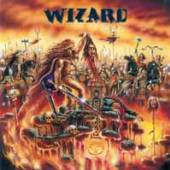 WIZARD  - CD HEAD OF THE DECEIVER