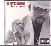NATE DOGG  - CD MUSIC & ME