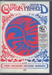 CLAPTON ERIC & WINWOOD STEVE  - 2xDVD LIVE FROM MADISON SQUARE GARDE