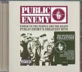 PUBLIC ENEMY  - CD POWER OF THE PEOP..