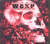 WASP  - 2xCD BEST OF THE BEST -32TR-