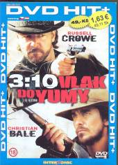 FILM  - DVP 3:10 VLAK DO YUMY (3:10 to Yuma) DVD