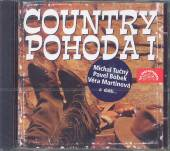 VARIOUS  - CD COUNTRY POHODA I.