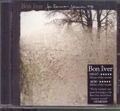 BON IVER  - CD FOR EMMA, FOREVER AGO