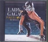 LADY GAGA  - CD POKER FACE REMIXES