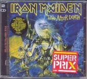 IRON MAIDEN  - 2xCD AFTER DEATH (REMASTER)