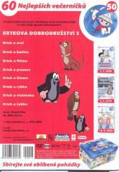 Krtkova dobrodružství 5 DVD - supershop.sk
