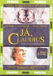 Já, Claudius – 4. DVD (I, Claudius) - supershop.sk