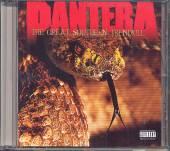 PANTERA  - CD GREAT SOUHERN TRENDKILL